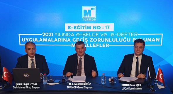 2021 YILINDA E-BELGE ve E-DEFTER UYGULAMALARI