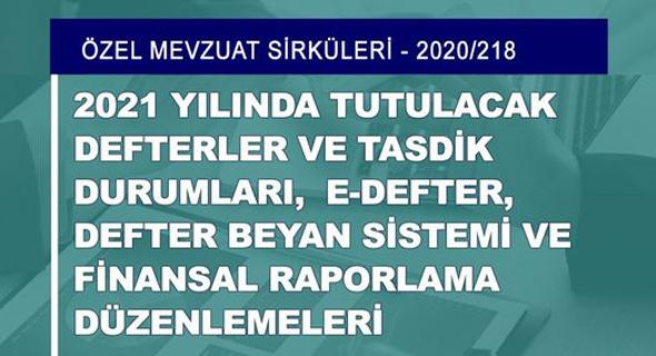 2020/218 TÜRMOB Mevzuat Sirküleri