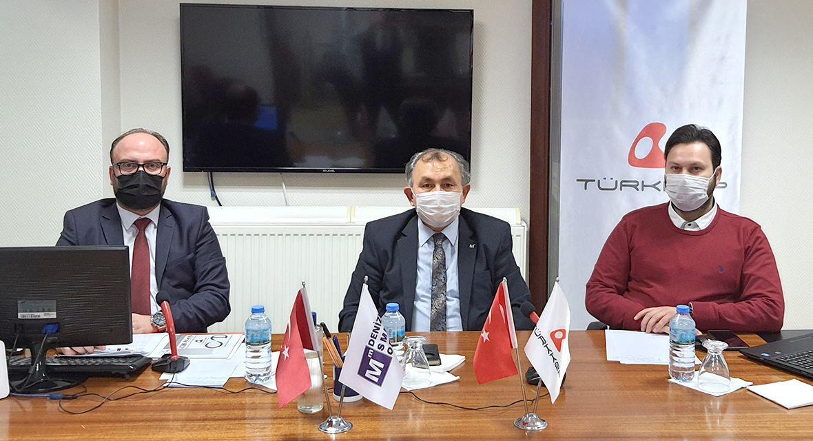 DSMMMO & TÜRKKEP ONLINE BİLGİLENDİRME SEMİNERİ YAPILDI